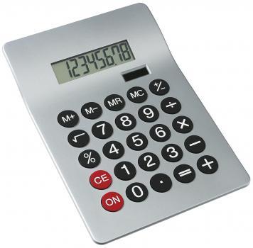 Taschenrechner GLOSSY